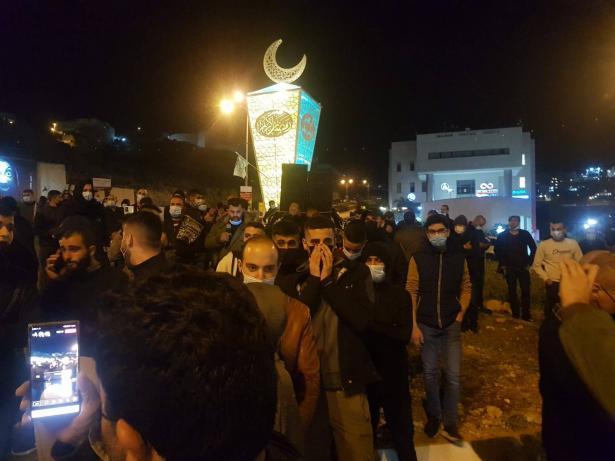 المحامي علي عدنان بركات: المتظاهرون حاولوا ايصال رسالة للدولة بطريقة سلمية