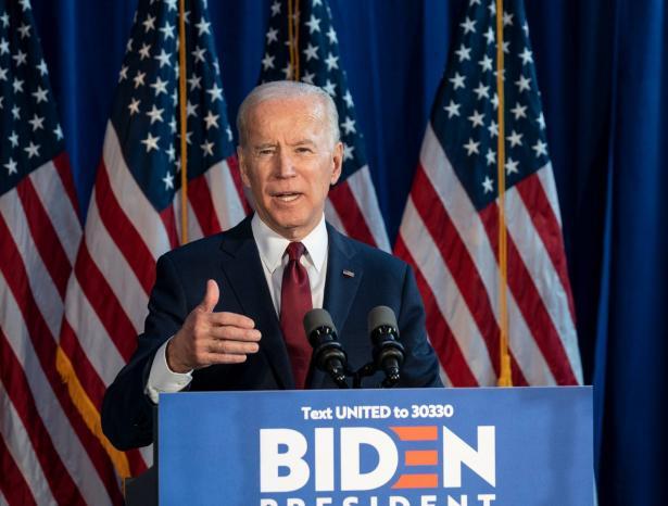 جو بايدن يؤدي القسم رئيسًا للولايات المتحدة