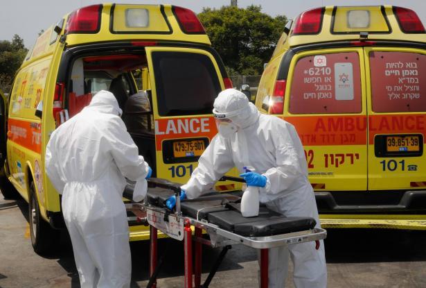 الهيئة العربية للطوارئ: ارتفاع كبير بعدد الوفيات في المجتمع العربي وانخفاض بعدد الإصابات