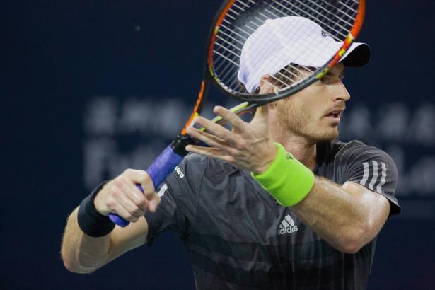إصابة نجم التنس موراي بفيروس كورونا