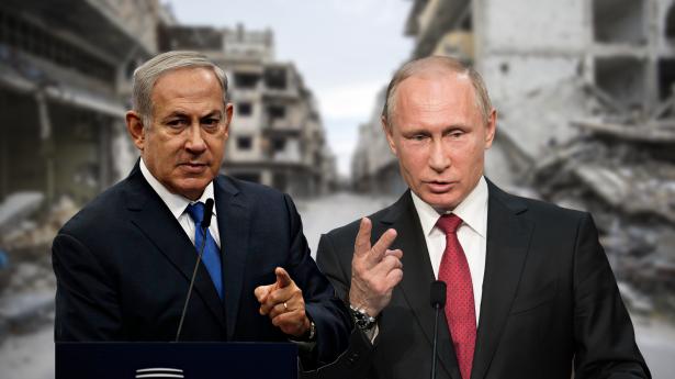 الاتصالات الروسية الاسرائيلية تأتي لحفظ التوازنات في المنطقة