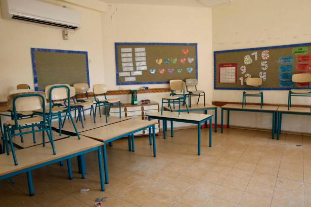 المعلمين ينفذون تعليم واومر مشغلهم وهي وزارة التربية والتعليم