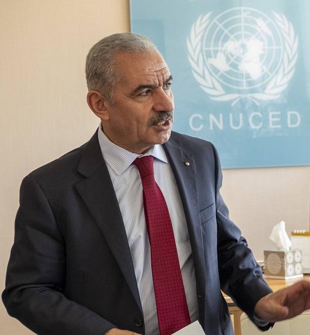 رئيس الحكومة الفلسطينية محمد اشتية: نسبة إشغال المستشفيات في الضفة الغربية زادت عن 100%