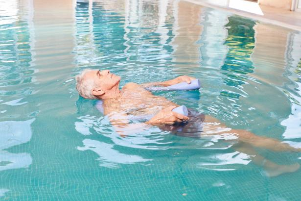 هيدروترابيا - العلاج بالماء: فن راقي وطريقة جديدة للعلاج