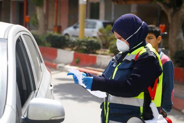 وزيرة الصحة الفلسطينية: المنحنى الوبائي في تصاعد مستمر