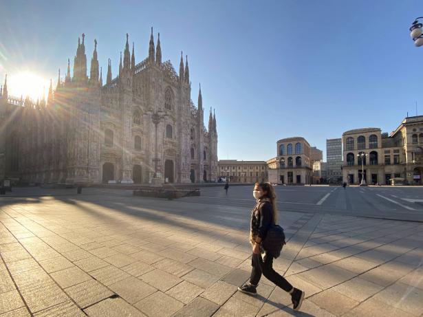 اغلاق جديد في ايطاليا بعد ارتفاع عدد الإصابات بفيروس كورونا: بروفيسور فؤاد عودة ينقل للشمس صورة الوضع