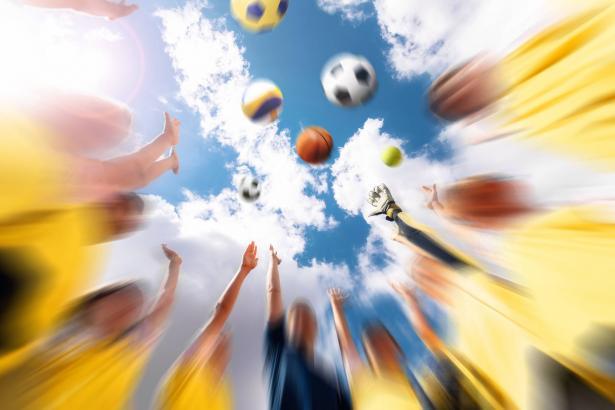 الرياضة في المجتمع العربي ليست حكرًا على اللاعبين الذكور