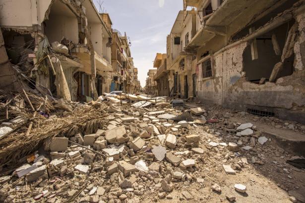 10 سنوات على الحرب السورية واكثر من نص مليون قتيل