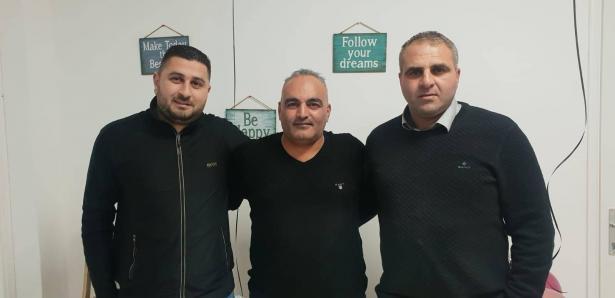 ابن مدينة حيفا المدرب حنا فرهود يوقع مع هبوعيل زلفة من الدرجة الاولى