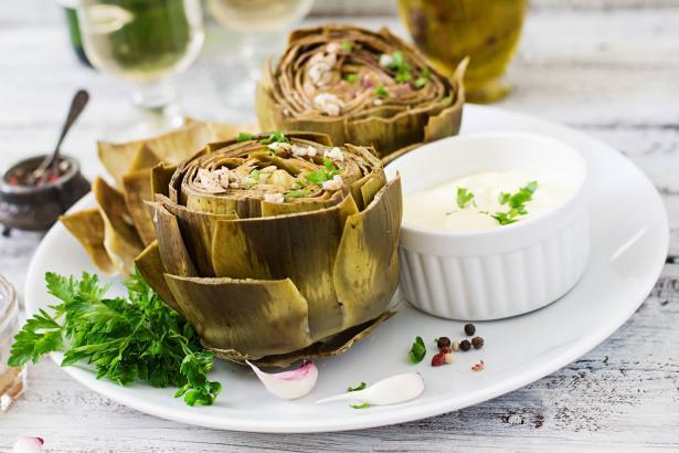 طريقة عمل أرضي شوكي باللحمة المفرومة: طبق رمضان لهذا اليوم