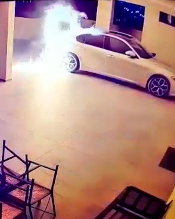 اطلاق النار وقنبلة على بيت المحامي ورئيس اللجنة الشعبية في نحف، اصابة طفيفة الشرطة باشرت بالتحقيق