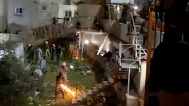 سيطرة السلطات الإسرائيلية على ثلاثة أبنية سكنيّة في سلوان  وغضب السكان هناك