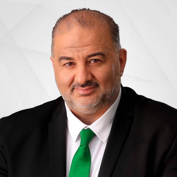 منصور عبّاس اجتمع بحاخام الصهيونية الدينية دروكمان