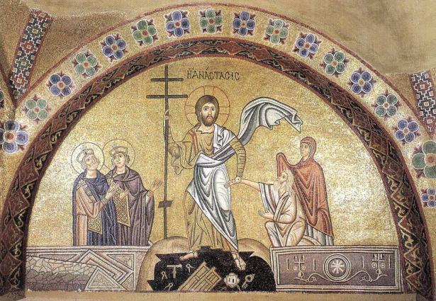 رسالة عيد الفصح من كنيسة القيامة