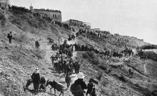 ميرون قرية فلسطينيّة - هل كنت تعرف ذلك؟