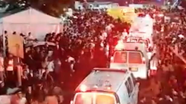انهيار المُدرّج في جبل الجرمق: الشرطة مُتّهمة!