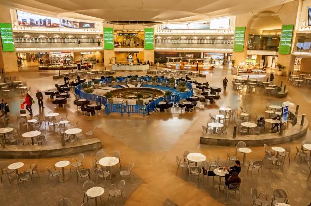 مطار اللد باب القلق الأساسي لطفرات كورونا!