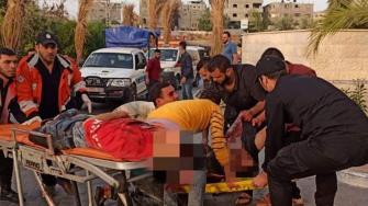 طائرات الجيش الإسرائيلي تقصف قطاع غزة: استشهاد 9 أشخاص بينهم 3 أطفال وتسجيل إصابات عدّة