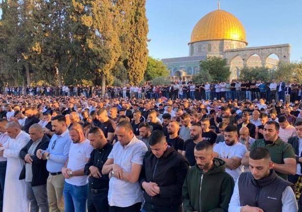 القدس في يوم العيد الأول: نرصد لكم الأجواء بعيون مقدسية