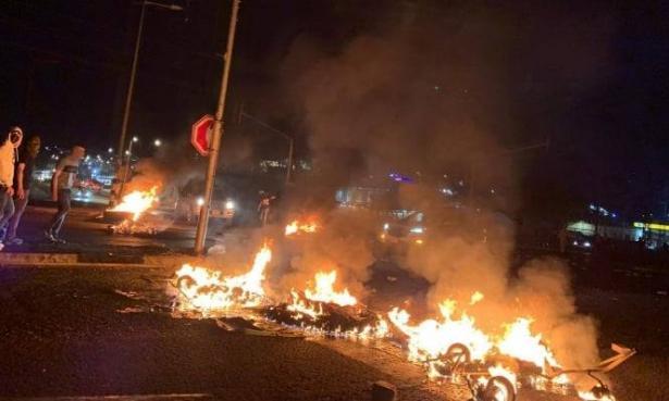 الاحتجاجات في البلدات العربية: اعتقالات متواصلة من الشمال الى الجنوب