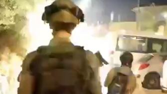اعتقال 43 شخصا في اللد - استمرار المواجهات بعد استفزازات المستوطنين