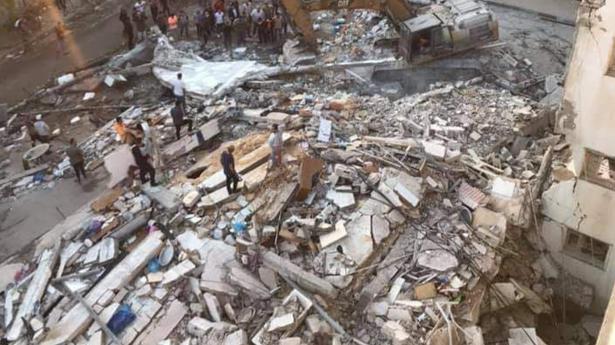 العدوان على غزة: 213 شهيدا وغارات ضد أهداف مدنية