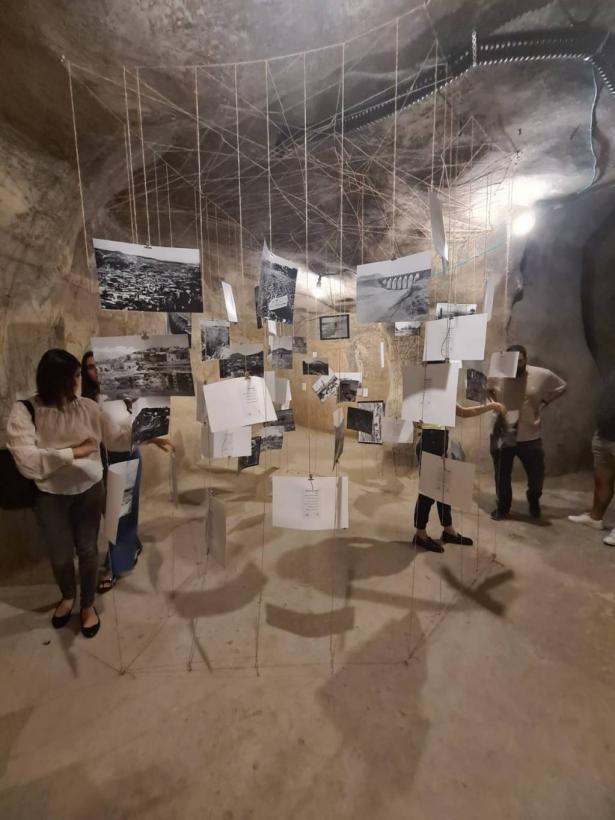 الناصرة: معرض صور في بليبل استمرارا لفعاليات احياء ذكرى النكبة الـ73