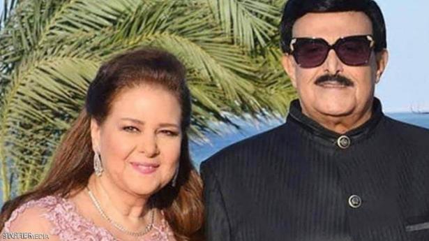 دلال عبد العزيز: حالتها تتحسن ولا تزال جاهلة بخبر وفاة زوجها سمير غانم