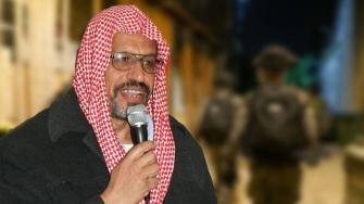 اعتقال إمام مدينة اللد الشيخ يوسف الباز