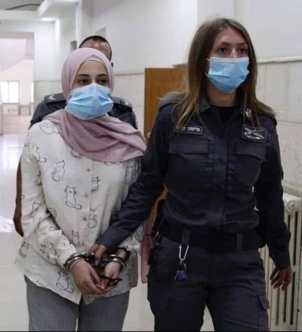 الحكم بالسجن لمدة 30 شهرا على المقدسية ياسمين جابر