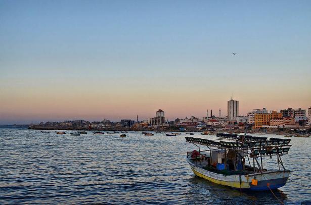 واقع حال الصيادين في غزة - نزار عياش يتحدث للشمس