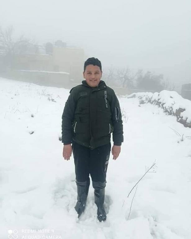 مؤثر جدًا: عم الشهيد الطفل محمد علامي الذي ارتقى برصاص الجيش الاسرائيلي يتحدث للشمس