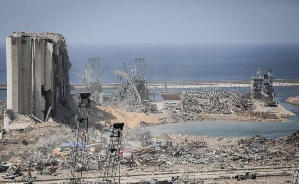 ملاك خالد تستذكر ما حدث في مرفأ بيروت بعد عام على الكارثة