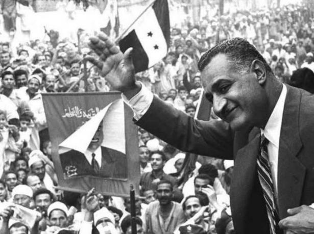 نصف قرن وعام على رحيل جمال عبد الناصر