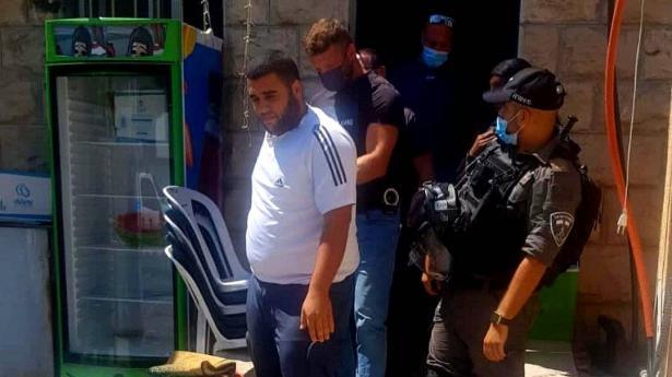 مجددا: تمديد اعتقال الشاب مراد عطية من سكان حي الشيخ جراح حتى 19.09.2021
