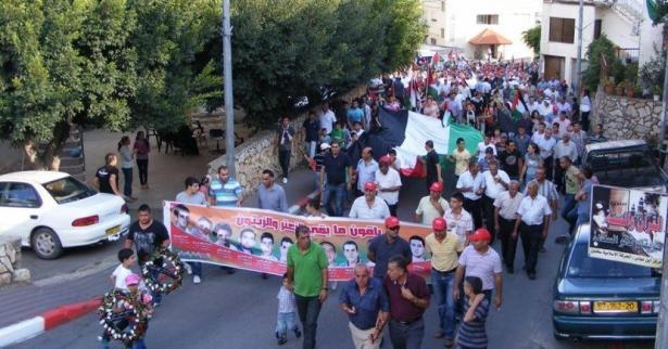 في ذكرى هبة القدس والأقصى: المظاهرة السبت من سخنين