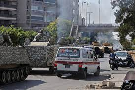 بيروت: قتلى وجرحى في إطلاق نار في بيروت خلال احتجاجات ضد قاضي انفجار المرفأ